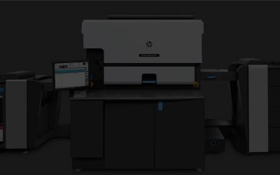 HP Indigo One-Shot Colour Technology